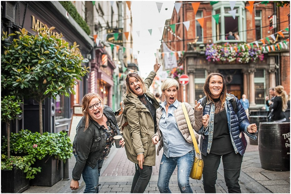 Photographe - Irlande City Trip entre copines
